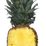 aufgeschnittende Ananas-Frucht