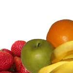 verschiedene Obstsorten