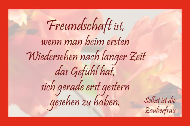 Freundschaft-f