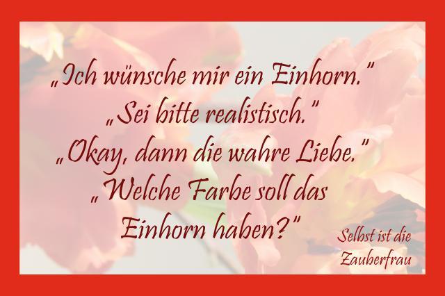 Liebe-Einhorn