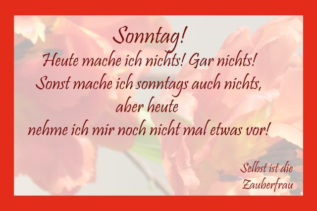 sonntags-f